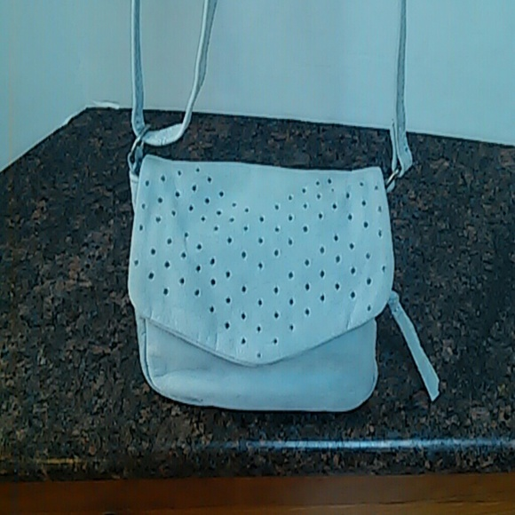 Anthropologie Handbags - Anthropology Day and Mood Leather Purse NWOT
